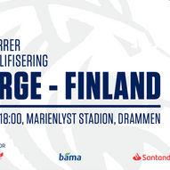 Norge U21 - Finland U21