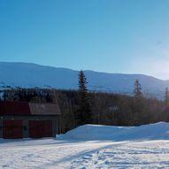 Topptur, inngangen til Børgefjell/Golverfjellet
