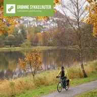Grønne sykkelruter: Kristianborgvannet til Kråkenes