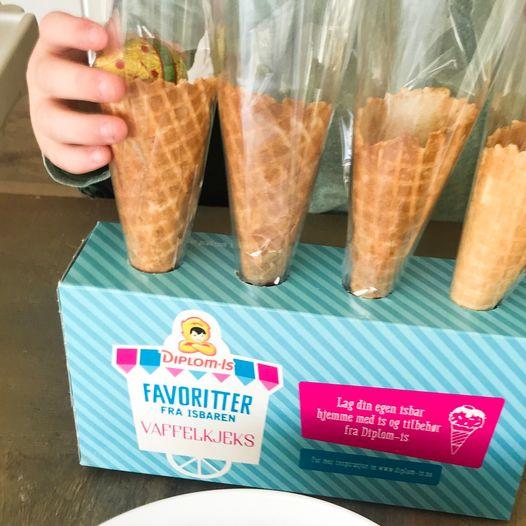 Supersøt, spiselig påskegave - Enkel å lage sammen med barna