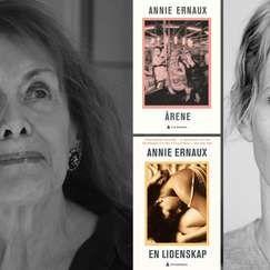 Klassikerlørdag: Sandra Lillebø om Annie Ernaux