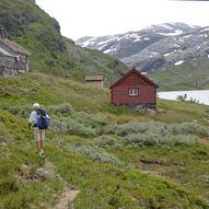 Fra Mjølfjell til BT-hytten