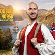 "Terje Sporsem ""Absolute norsk"" - EKSTRAFORESTILLING"