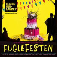 Fuglefesten - Teater Innlandet - Moelv kulturhus