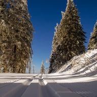 Skitur fra Heibergtunet Storevatn til Kringlevatn