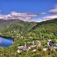 Rundtur Espelandsbrua - Systadfjellet H16, 1,6 km.
