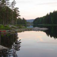 Padletur på Fjorda