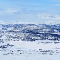 Fjelltur fra Torsetlia Fjellstue til Vasstulan Høyfjellsseter