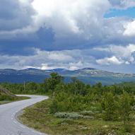 Nørdalen - Kvilvangen, småkupert og idyllisk