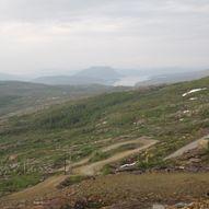 Topptur til Gisen fra Saksvatnet (1167 m.o.h)