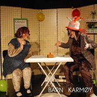 MiniMoro | Karmøy kulturhus | Bibbi har bursdag
