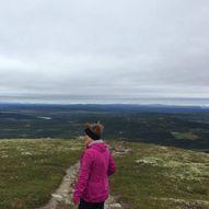 Fire toppar i tidligare Ormtjernkampen nasjonalpark