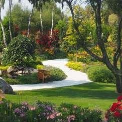 Flor og fjære – Våre utrolige hager