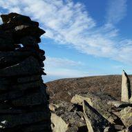Grytadalen - Guleskardtoppen - 646 moh
