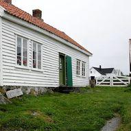 Hiltahuset på Røvær