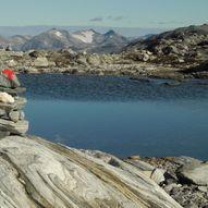 Tafjordfjella på langs