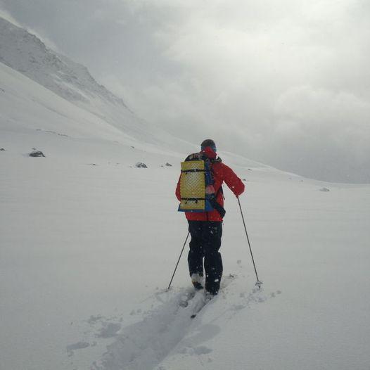 Skitur til Patchellhytta