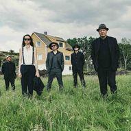VINTERLYSFESTIVALEN: Frode Grytten Beat Band