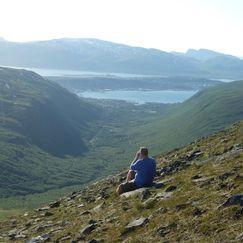 Tromsdalen/Romssavággi til Skarvassbu