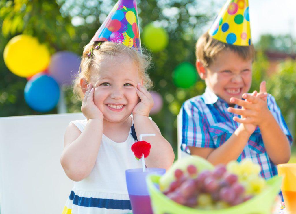 Barnebursdag uten stress