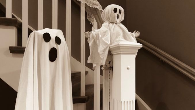 Halloweenpynt