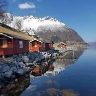 Hustadnes fjordhytter