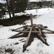 Sætreskogparken i Oppegård