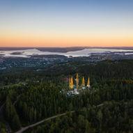 Roseslottet - Et moderne eventyr over Oslo