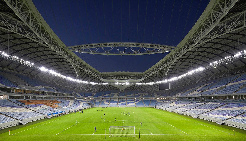 Al Janoub Stadium Seating Map