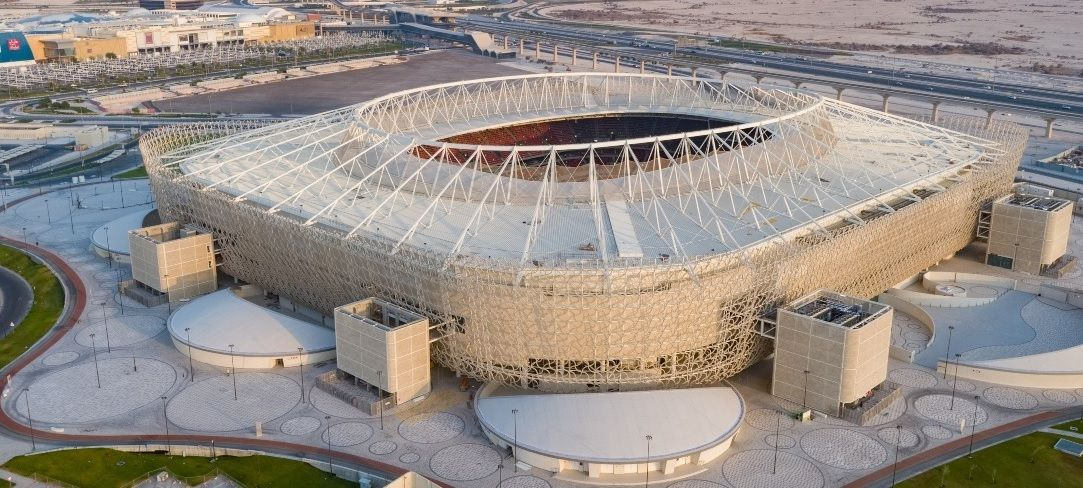 Al Rayyan Stadium Seating Map
