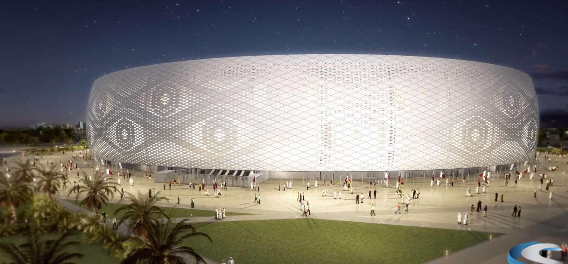Al Thumama Stadium Seating Map