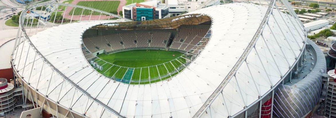 Khalifa International Stadium Seating Map