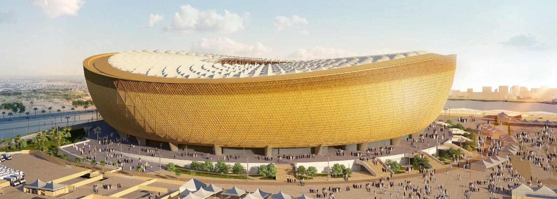 Lusail Iconic Stadium Seating Map