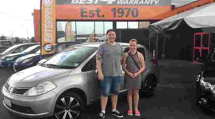 First Car Buyer