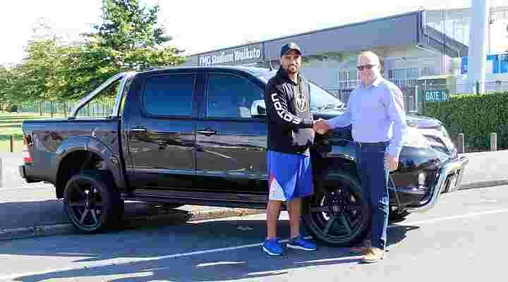Rugby Legend, Liam Messam, appointed Brand Ambassador for Foton.