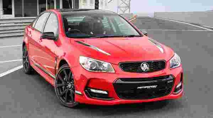 Holden Commodore Motorsport - The 'Farewell' Edition.