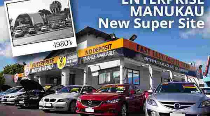 Enterprise Manukau New Super Site
