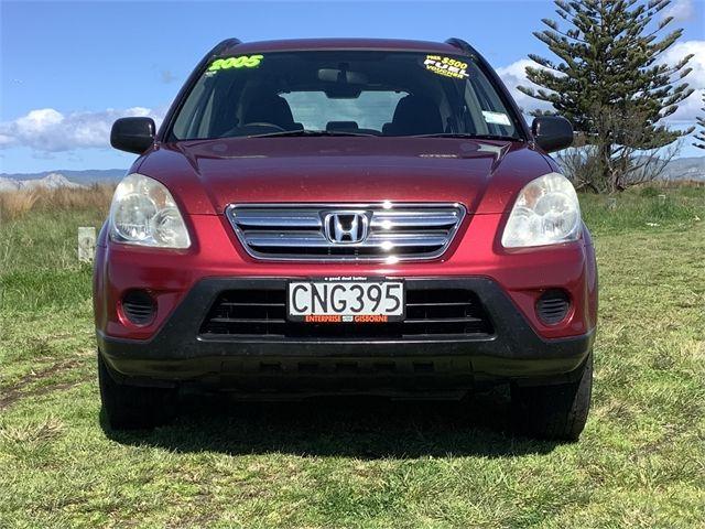 2005 Honda CR-V Enterprise Gisborne Outlet image 9