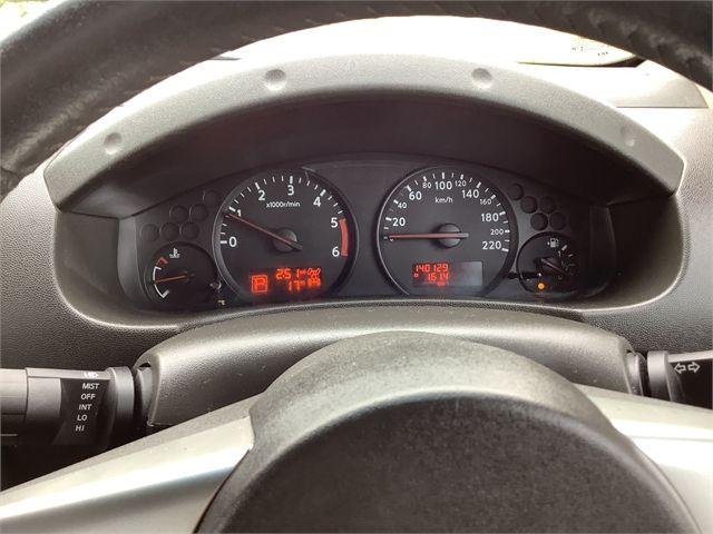 2011 Nissan Navara Enterprise Gisborne image 19