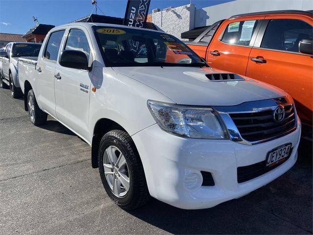 2015 Toyota Hilux Enterprise Gisborne image 1