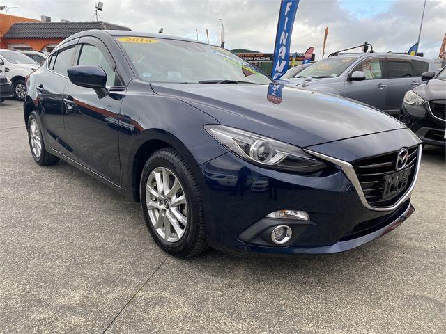 2016 Mazda Axela Enterprise Gisborne image 1