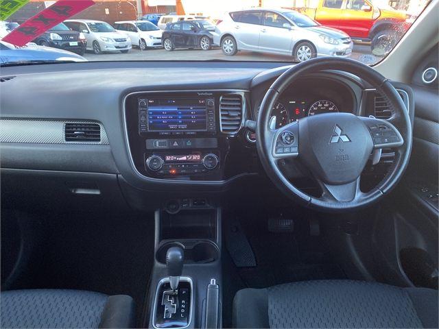 2012 Mitsubishi Outlander Enterprise Gisborne image 8