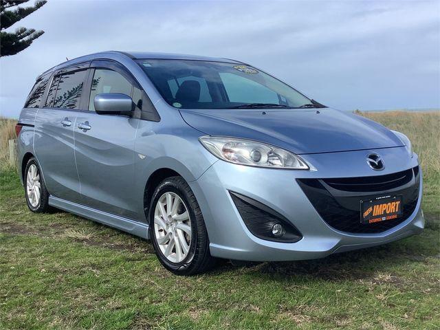 2010 Mazda Premacy Enterprise Gisborne Outlet image 1
