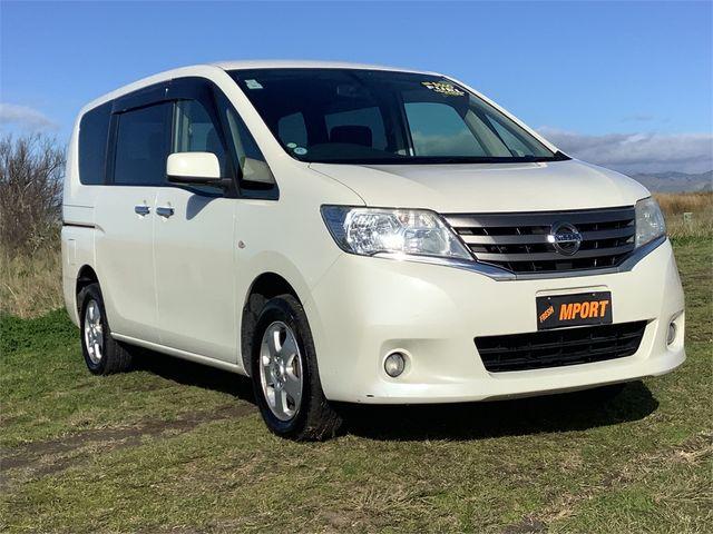 2012 Nissan Serena Enterprise Gisborne Outlet image 1