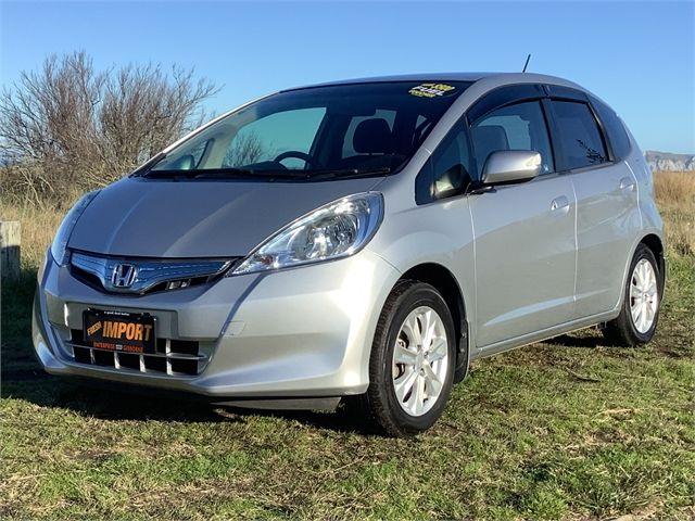 2010 Honda Fit Enterprise Gisborne Outlet image 5