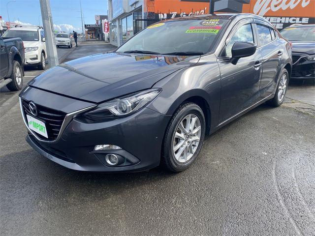 2014 Mazda Axela Enterprise Gisborne image 1