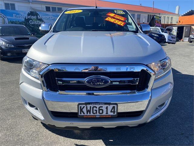 2017 Ford Ranger Enterprise Gisborne image 3