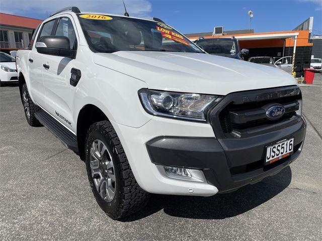 2016 Ford Ranger Enterprise Gisborne image 1
