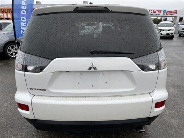 2010 Mitsubishi Outlander Enterprise Gisborne image 6