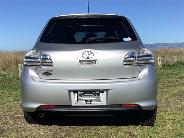 2009 Toyota Blade Enterprise Gisborne Outlet image 5